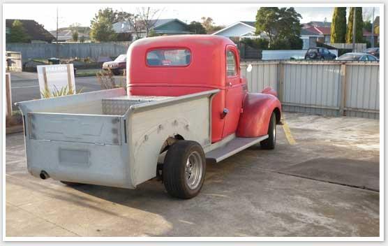 Classic Car Restoration Palmerston North
